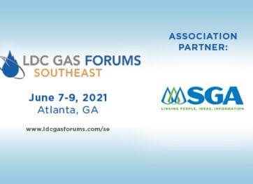 SGA President & CEO Suzanne Ogle presenting at LDC Forums Annual Southeast Forum in Atlanta, GA on June 7, 2021