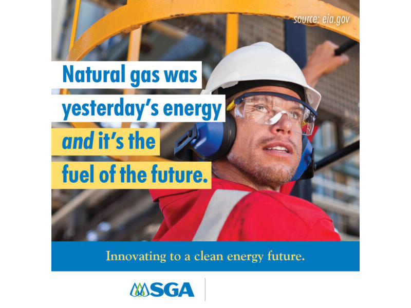 Apr Post 1 - Natural Gas is the Fuel of the Future