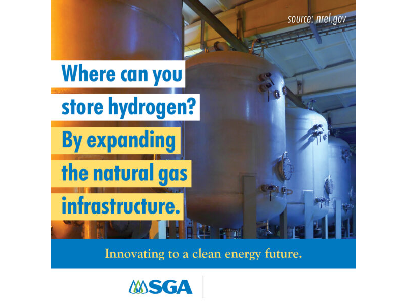 Apr Post 3 - We Can Store Hydrogen by Using Natural Gas Infrastructure