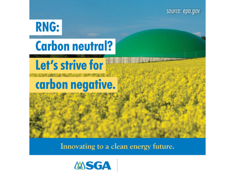 Apr Post 5 - RNG from Biowaste Moves Us Closer to Achieving Carbon-Negative Solutions