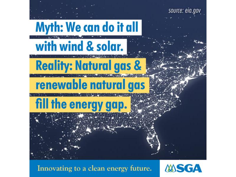 Feb Post 3 - Natural Gas Fills the Energy Gap