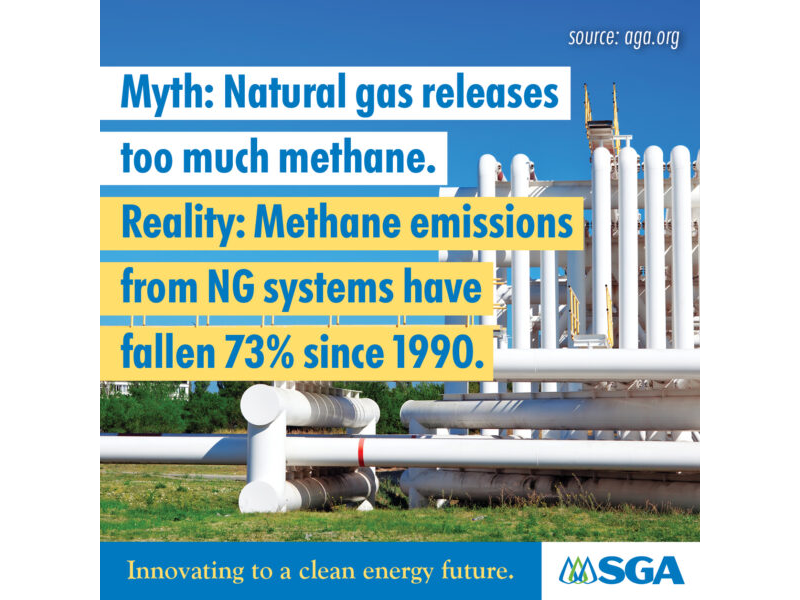 Feb Post 4 - Methane Emissions from Natural Gas Systems Have Fallen 73%