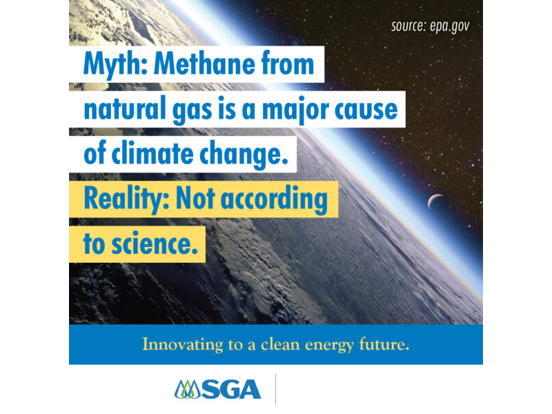 Feb Post 6 - 10% of Greenhouse Gas Emissions Came from Methane