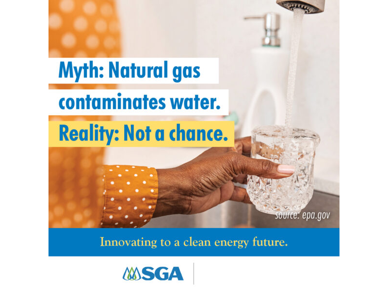 Feb Post 7 - Natural Gas Does Not Contaminate Water