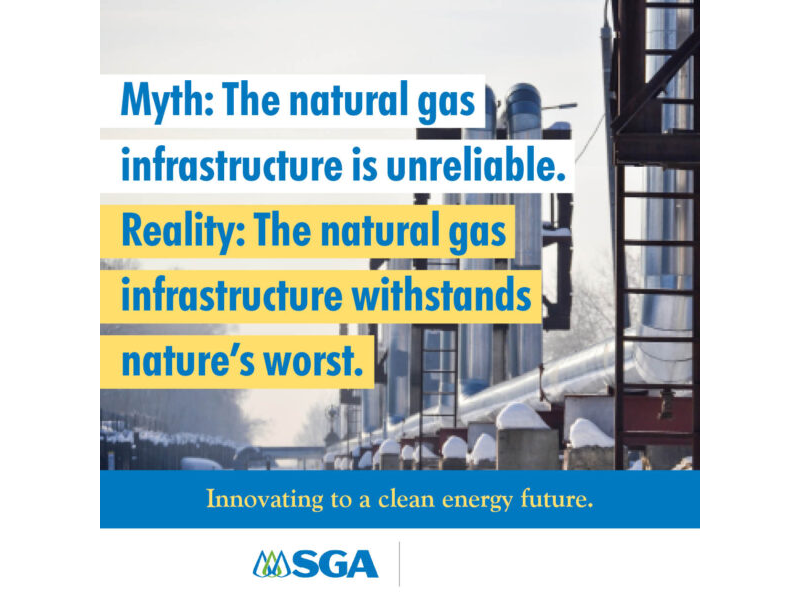 Feb Post 9 - The Natural Gas Infrastructure Withstands Nature